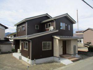 認定長期優良のガス化住宅