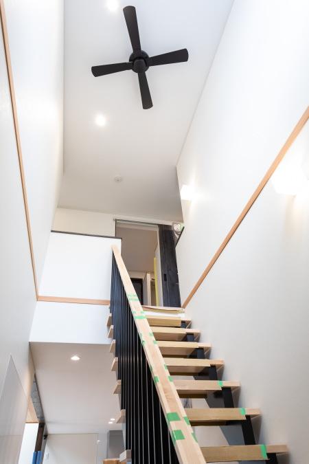 2020年12月あまや製材新築住宅完成現場見学会開催 内観写真その3
