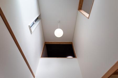 2020年12月あまや製材新築住宅完成現場見学会開催 内観写真その2