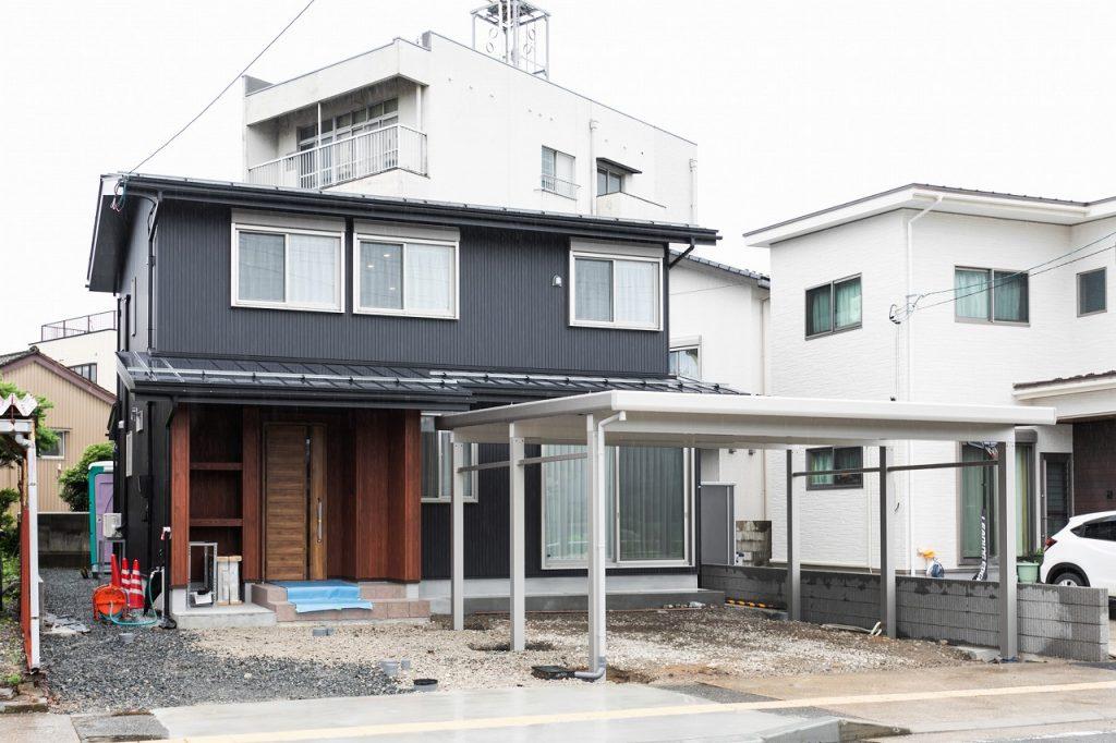 34坪の家