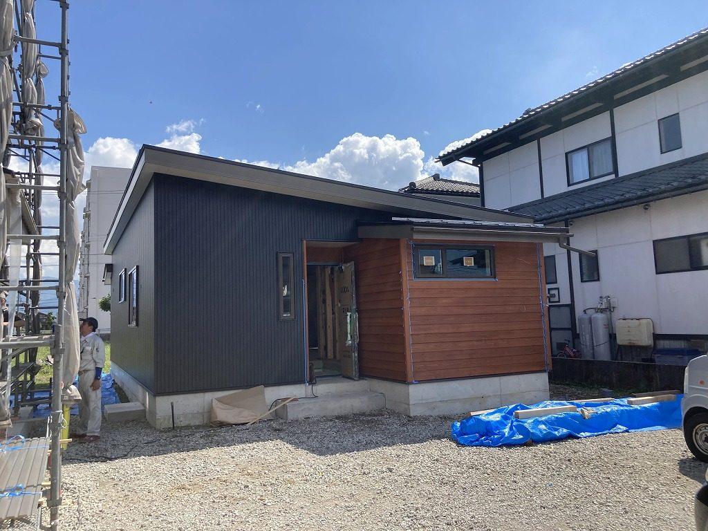 22坪低炭素住宅